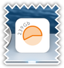 Drive space usage informer at dock icon